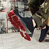Кроссовки мужские  BaaS Adrenaline GTS, темно-синие (10104) размеры в наличии ►(нет на складе), фото 5