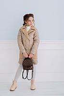 Красивое детское пальто девочке, фото 1