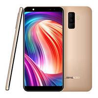 """Мобильный телефон Leagoo M9 GOLD 5.5"""" RAM: 2Gb ROM 16Gb Quad-core"""