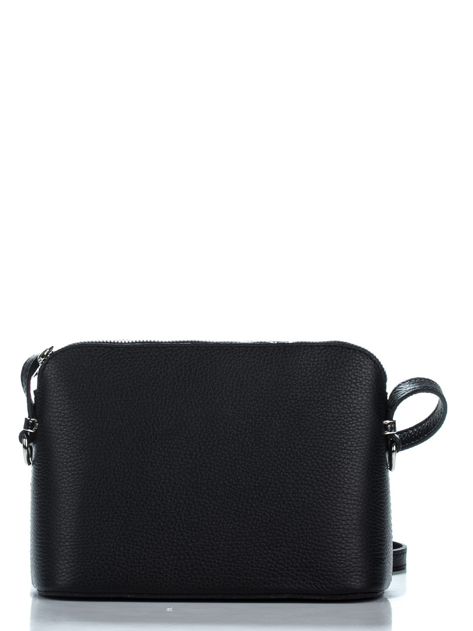 Женская кожаная сумка VIOLETTA Diva's Bag цвет черный