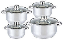 Набор посуды Edenberg EB-3734 8 предметов
