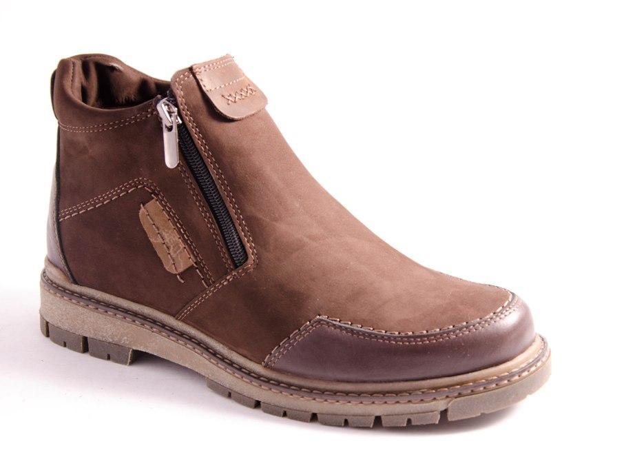 Ботинки мужские коричневые Romani 4730106/2 р.40-45