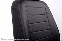 Чехлы салона Mazda 3 Hb 2013- Эко-кожа /черные, фото 3