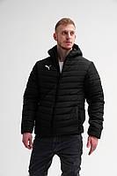 Мужская зимняя куртка в стиле Puma
