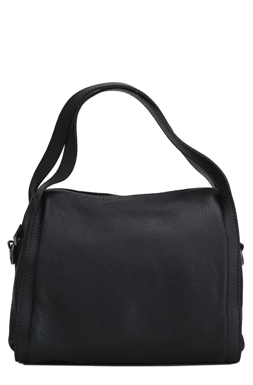 Женская кожаная сумка BURGA Diva's Bag цвет черный
