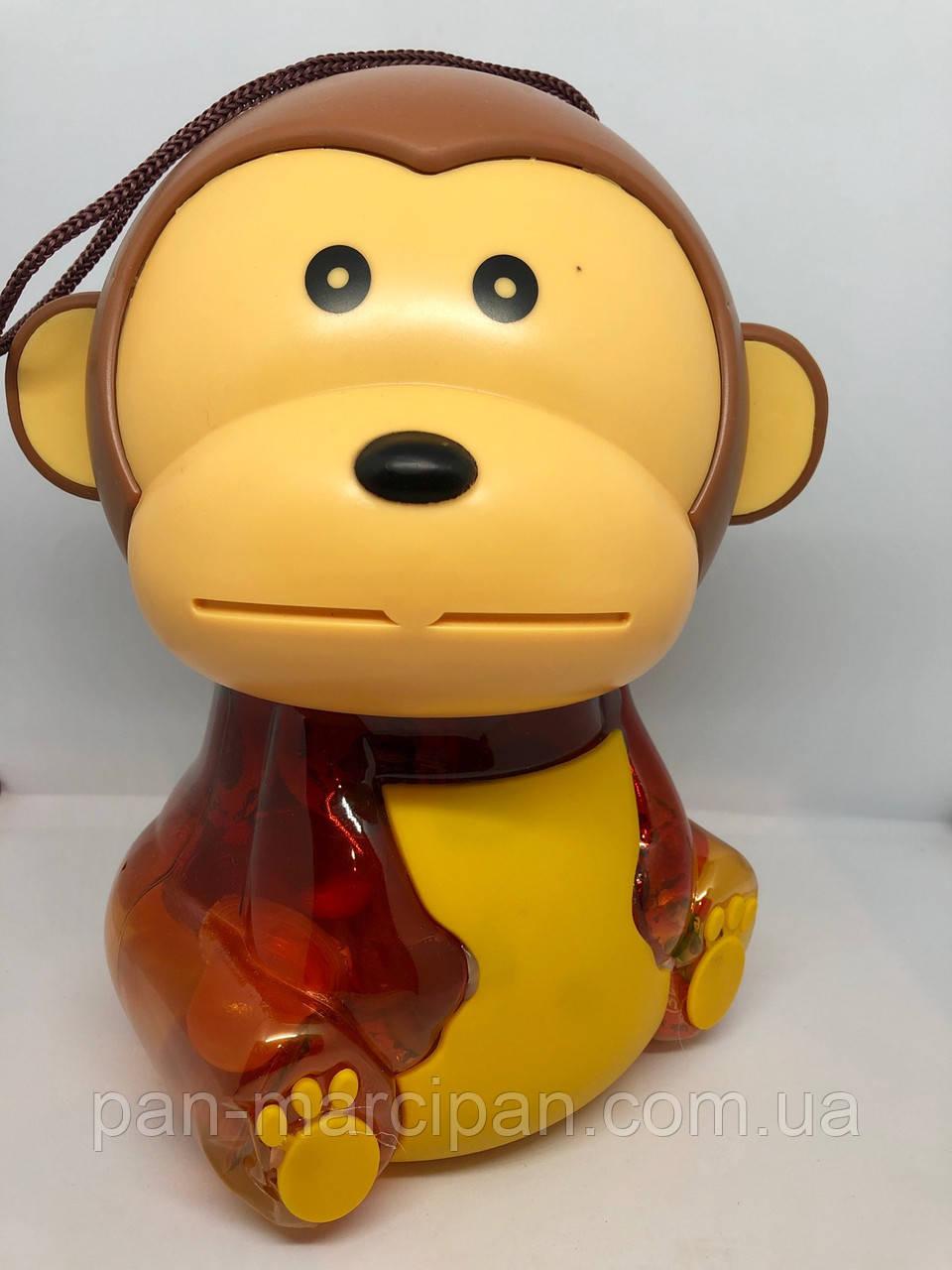 Желейні цукерки фігурка (жаба, бегемот, тигр) 95 шт