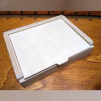 Деревянные коробки. Коробки декоративные. Коробка-основа для декора.