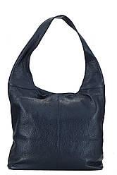 Женская кожаная сумка ARDEN Diva's Bag цвет темно-синий