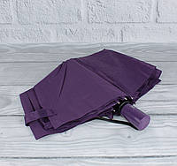 Суперлегкий качественный зонт автомат Sponsa 1839-4 фиолетовый, с системой антиветер, фото 1