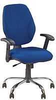 Кресло для персонала MASTER GTR window ergo chrome