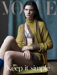 Журнал женский Vogue UA Вог Украина №10 октябрь 2019