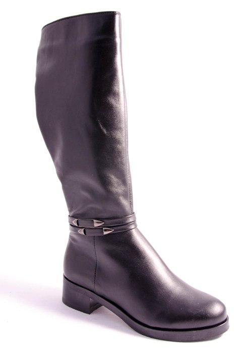 Сапоги женские черные Romani 3040305/2 р.36-41