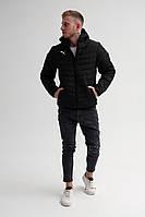 Мужская зимняя куртка в стиле Puma Черный, XXL