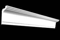 Плинтус потолочный GP-80  179*89 mm для натяжного потолка