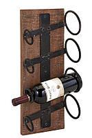 Подставка  для вина настенная - 205-4