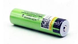 Аккумулятор NCR18650B (Panasonic) Li-ion 3400 мАч Ёмкость проверено! с защитой