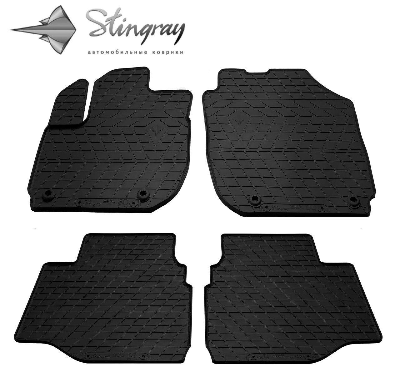 Автомобільні килимки Honda HR-V 2013 - Stingray