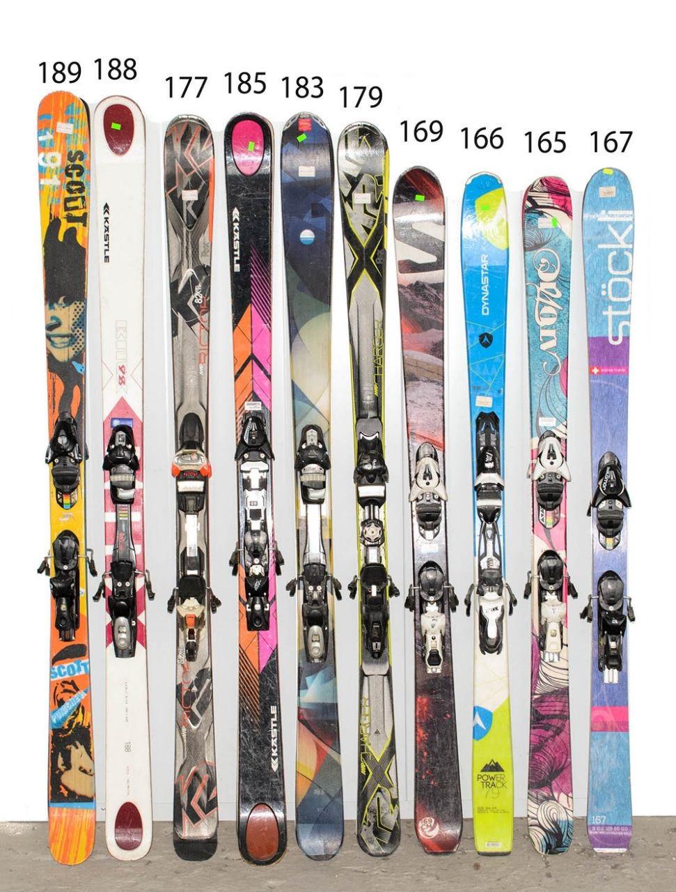 Лыжи ОПТ ОПТОМ из Австрии 167