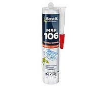 Клей-герметик MS-полимерный BOSTIK MSP 106 для прозрачных элементов бесцветный, 290мл