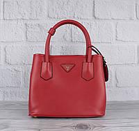 Распродажа Небольшая красная сумочка с ручками Prada 1906, Турция, фото 1