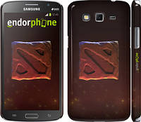 "Чехол на Samsung Galaxy Grand 2 G7102 Dota 2. Logo 3 ""982c-41"""