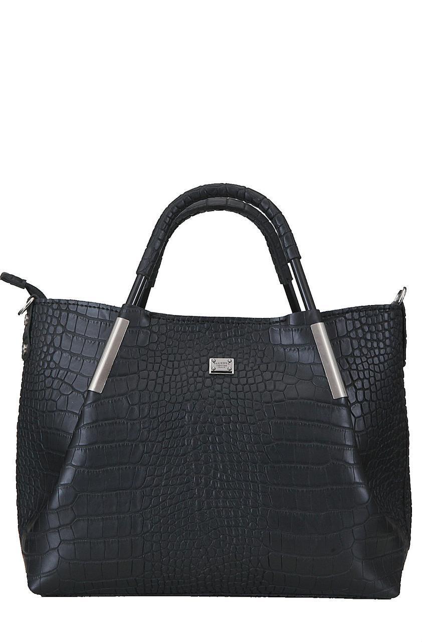 Женская сумка из искуственной кожи ДЖЕССИКА Valetta цвет черный