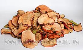 Яблоки сушеные с кожурой 1 кг