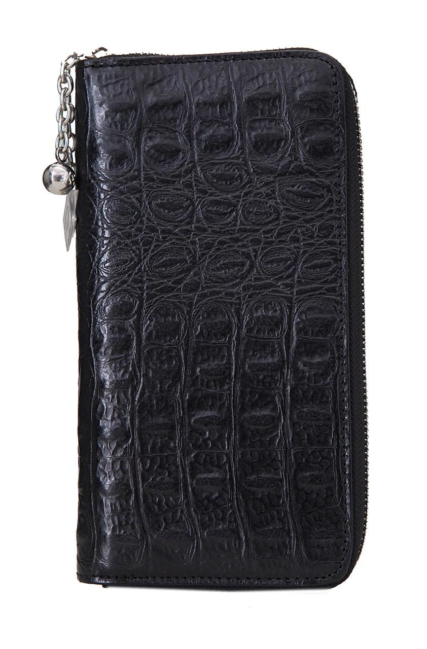 Женский кожаный кошелек 175915 Kristy.X цвет черный