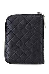 Жіночий шкіряний гаманець 676892 Крісті.X колір чорний