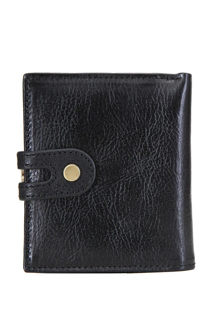 Женский кожаный кошелек 115903 Kristy.X цвет черный