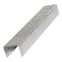 Скоба для степлера RT-0201 14мм, уп. 1000шт., ширина 11.3мм*сечение 0.70мм RT-0114 Intertool