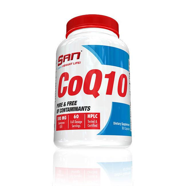 Коэнзим Q10 SAN CoQ 10 (60 капс) сан