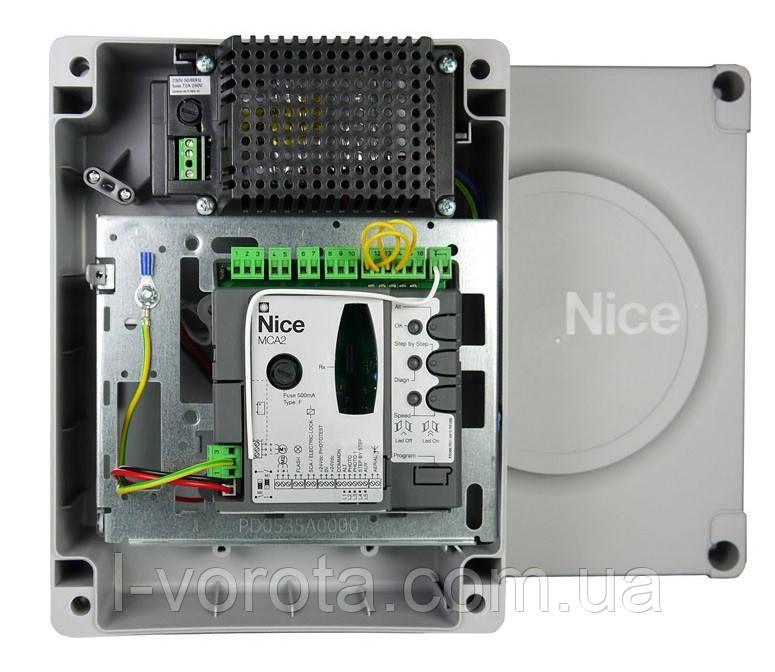 Nice MC800 плата управления для распашных приводов