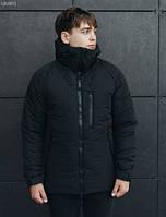 Зимняя куртка Staff mil black