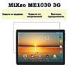 """Защитная пленка на планшет MiXzo ME1030 с диагональю экрана 10.1"""""""