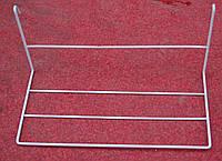 Крючки на торговую сетку - полка для обуви