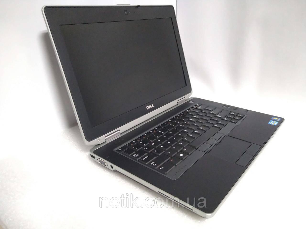 """Ноутбук Dell E6430 i5-3320M/4Gb/160Gb/DVDRW/14"""""""