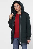 Куртка женская зимняя с капюшоном М-101