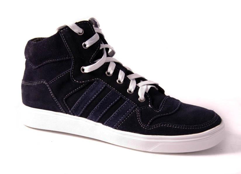 Ботинки подростковые синие Romani 7371521 р.36-41