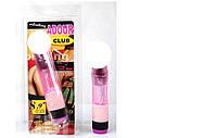 Гелевый Розовый Вибратор Jelly Classic Vibe Pink 22,5см. на 4см. Оргазм Гарантирован