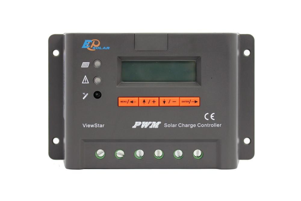 Контроллер заряда EPSOLAR VS4524BN, 45A 12/24В