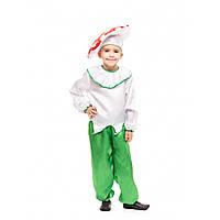 Костюм для мальчика грибочка Мухомора детский карнавальный