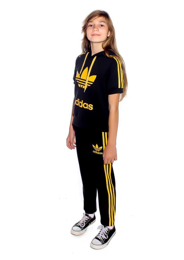 Спортивный костюм на заказ с принтом