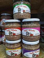 Консерва Чудо Блюдо для котов мясной рацион 470г