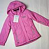 Зимняя курточка для девочки ТМ Brugi YK4L