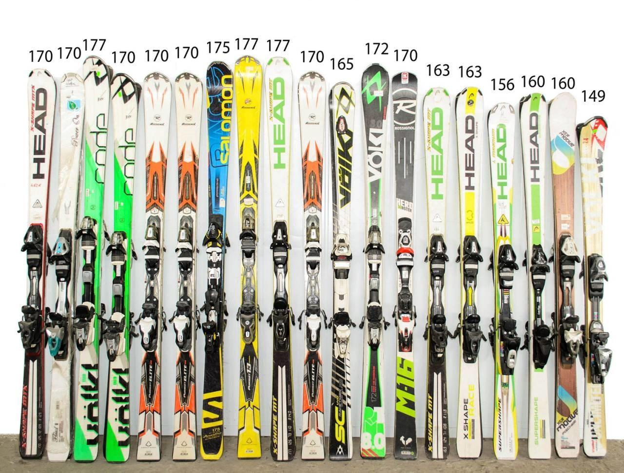 Лыжи ОПТ ОПТОМ из Австрии 160