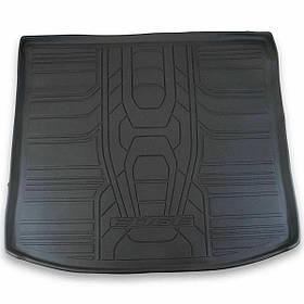 Коврик в багажник для Ford Edge 2015- резиновый 5352007