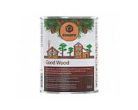 Масло воднодисперсионное ESKARO GOOD WOOD для деревянных срубов 0,9л