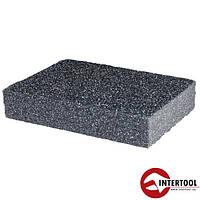 Губка для шлифования 100*70*25 мм, оксид алюминия К80 HT-0908