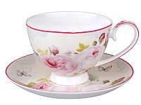 Набор чайный 12 пр Пион 250 мл 924-382